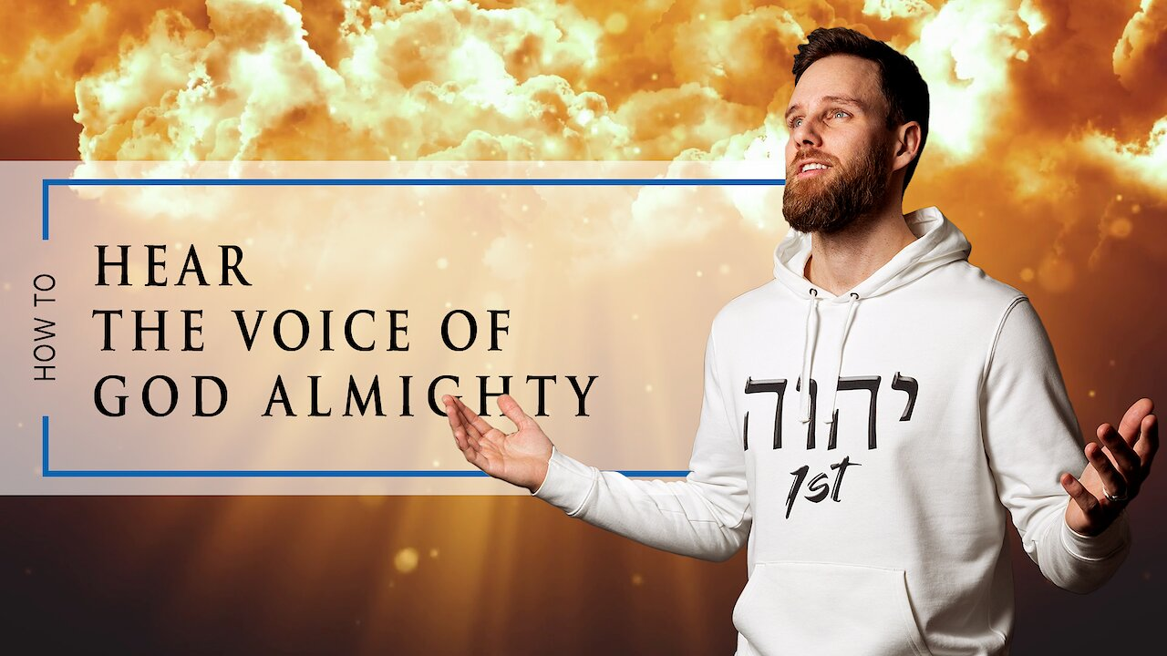 Video poster HOW DOES GOD REALLY SPEAK TO US? Every believer needs to know this!