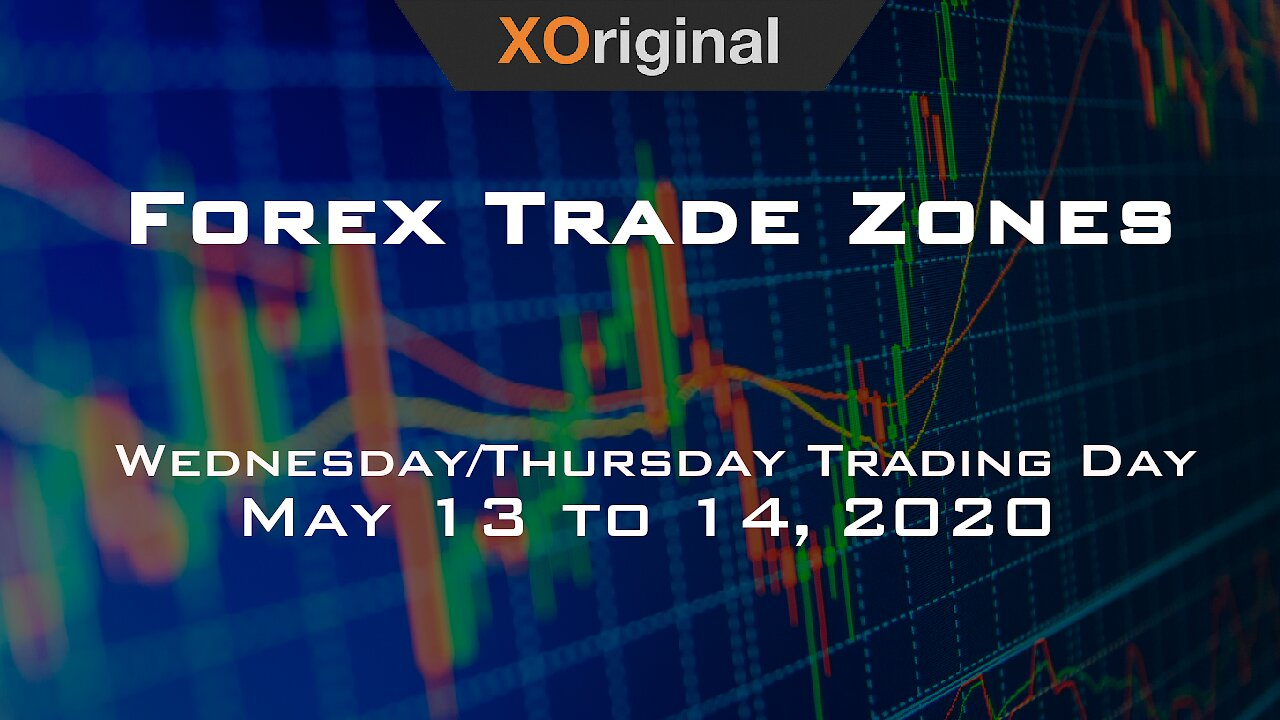 Video poster Forex Trade Zones for May 13 to 14,  2020