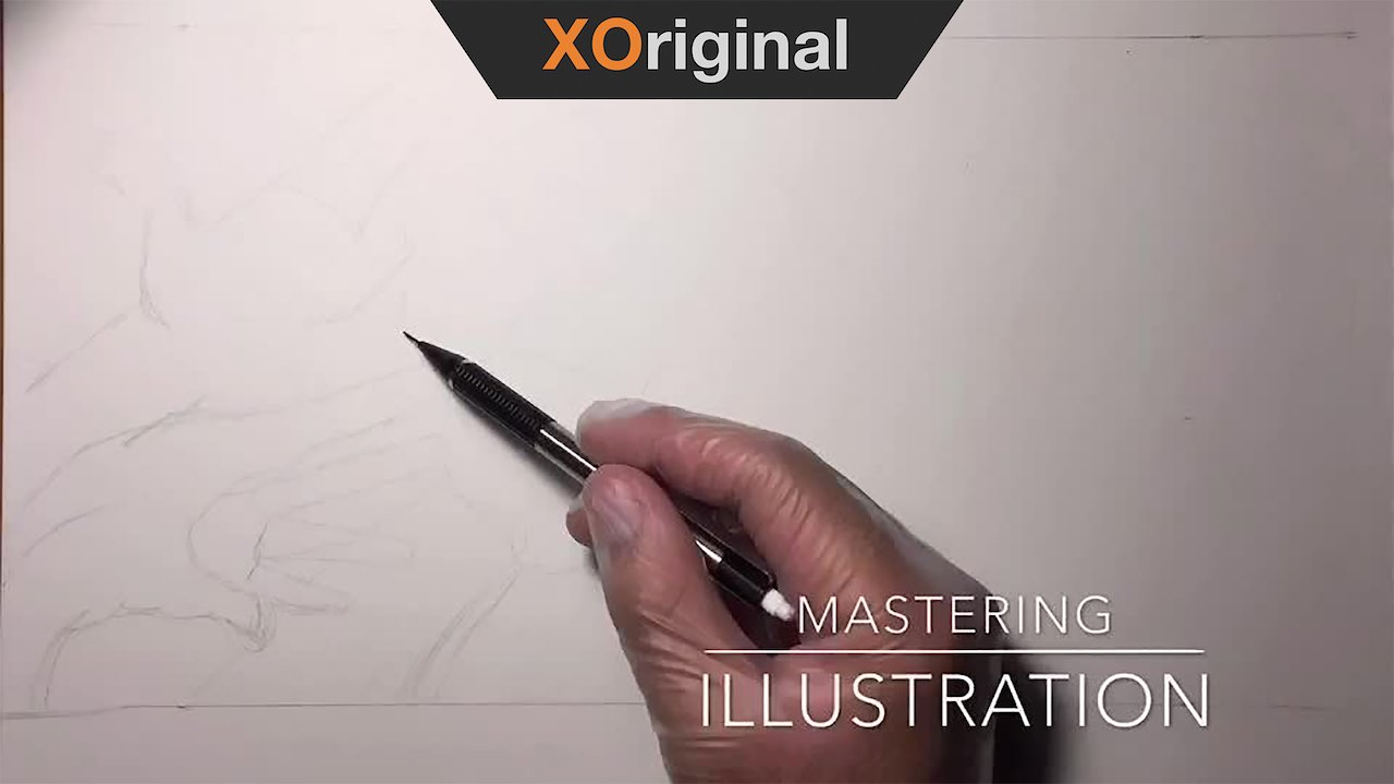 Video poster Mastering Illustration Teaser