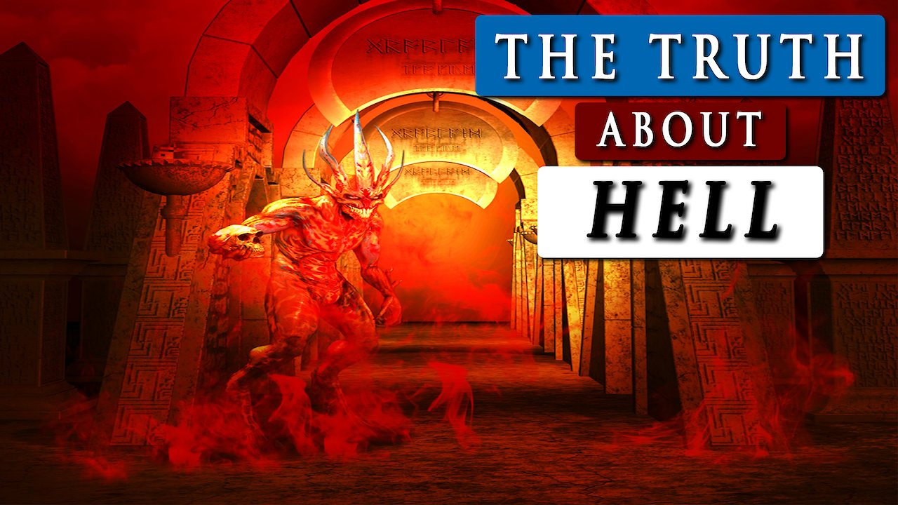 Video poster What is HELL like according to the BIBLE  | The TRUTH about HELL