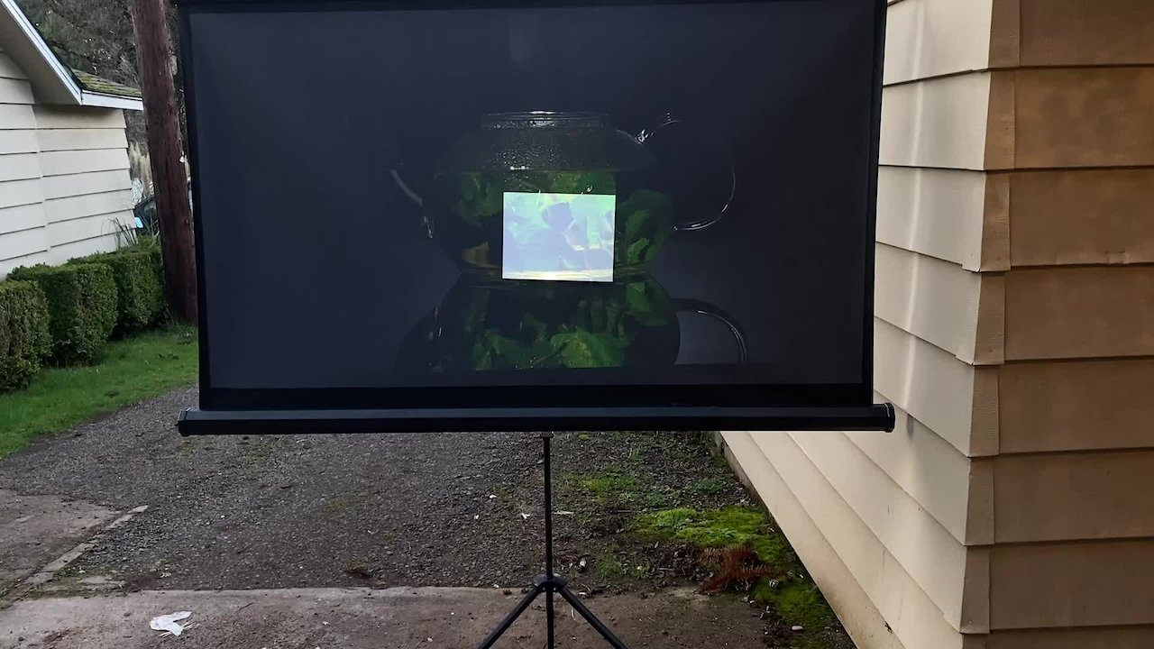 Video poster ALR Projection Screen Paint-Outdoors Demo Part 4