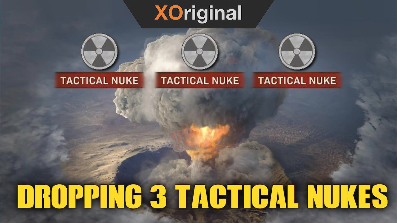 Video poster Dropping 3 Tactical Nukes *30 Kill Gunstreak* with the Boys! (Modern Warfare Pubs)