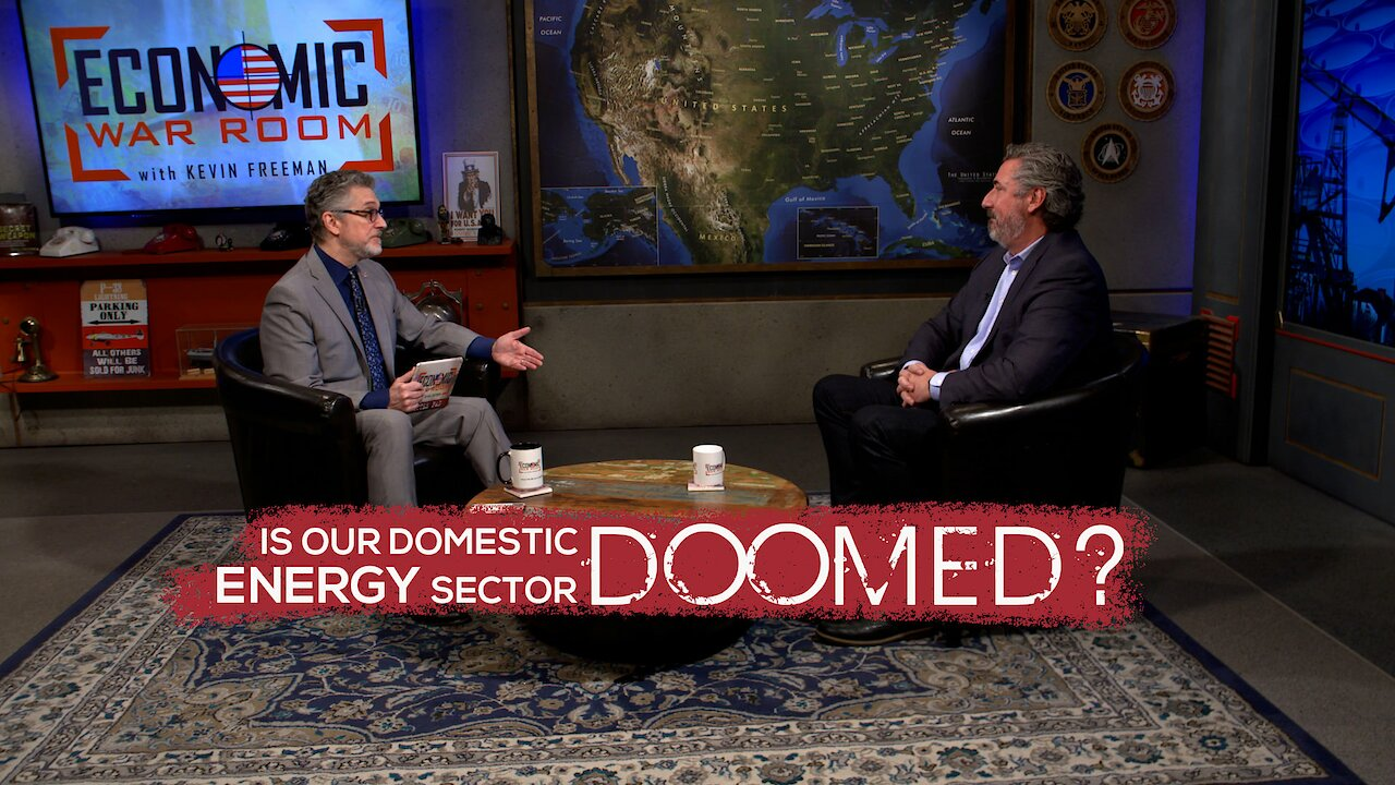 Video poster Biden's Energy Policy – Why It May Be Time to Invest in Fossil Fuels Again | Guest: Troy Andrews | Ep 126