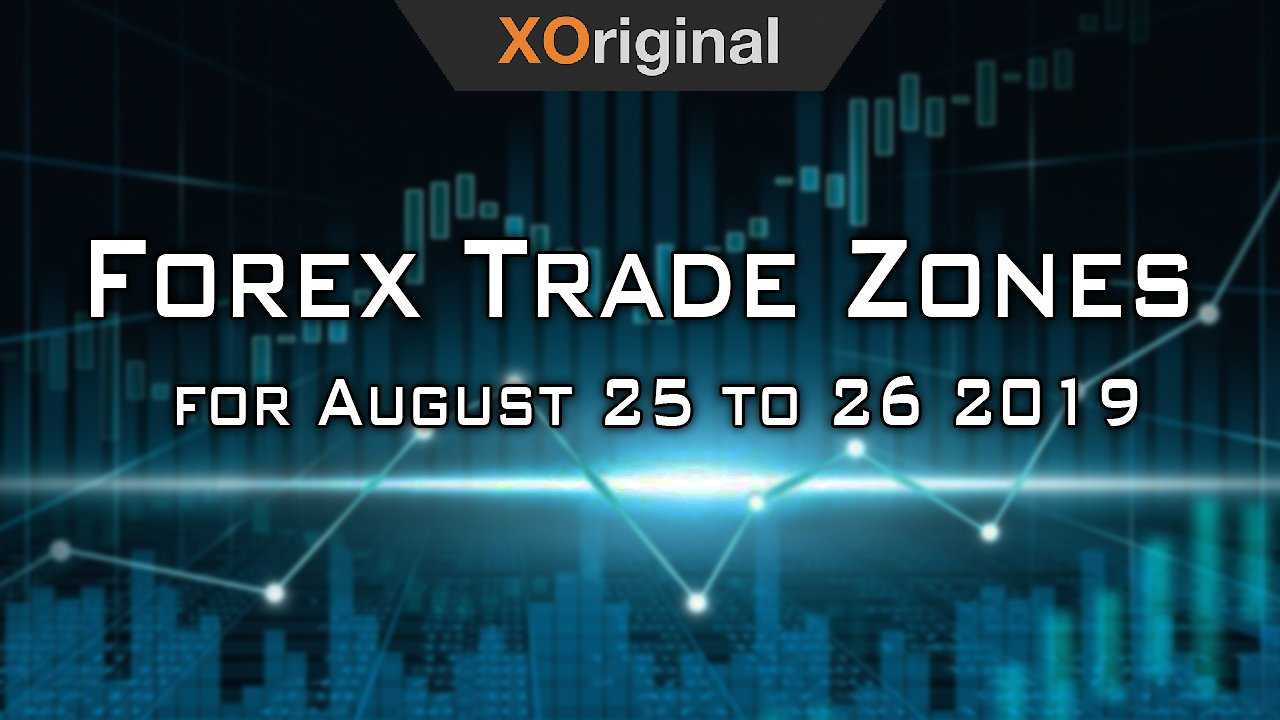 Video poster Forex Trade Zones for August 25 to 26 2019