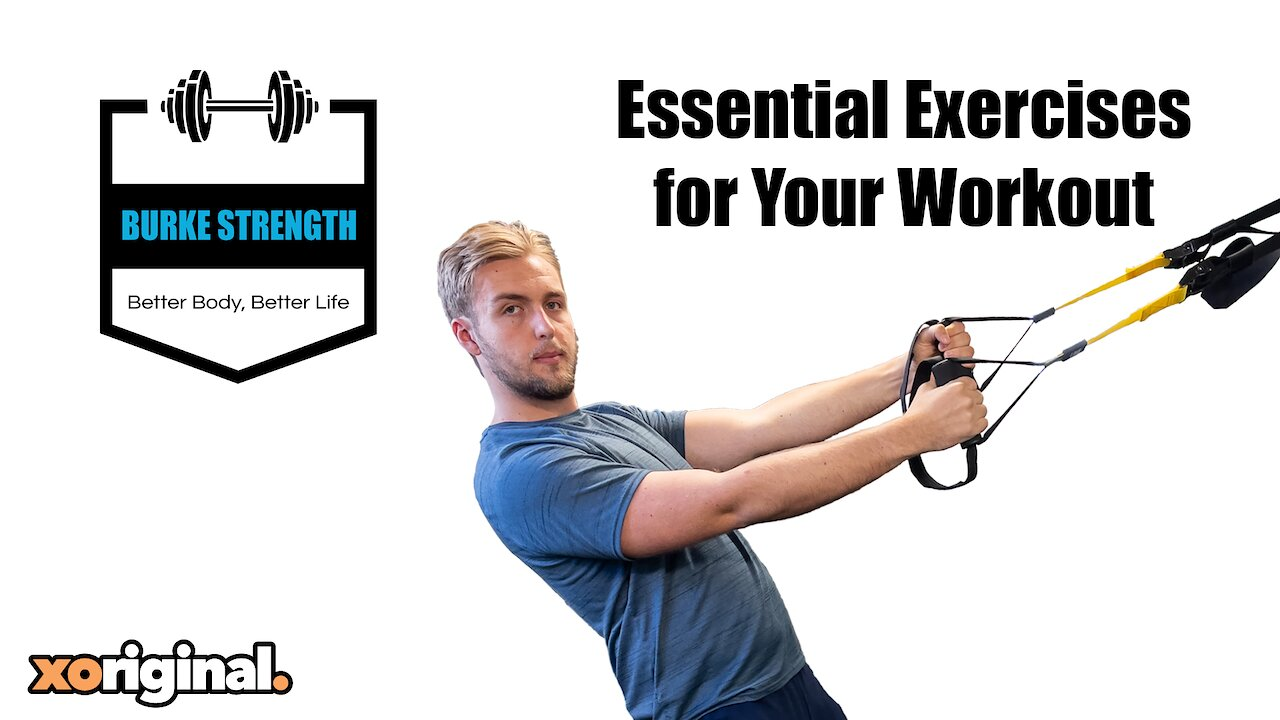 Video poster What exercises should you be doing in your work out routine