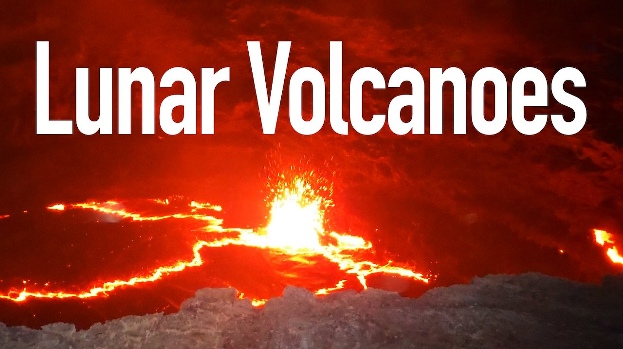 Video poster Young Volcanoes on the Moon
