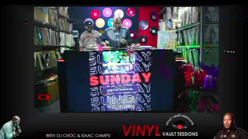 Video poster Women's Day 2020 Vinyl Vault