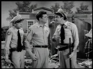 Video poster Andy Griffith Show - The Big house