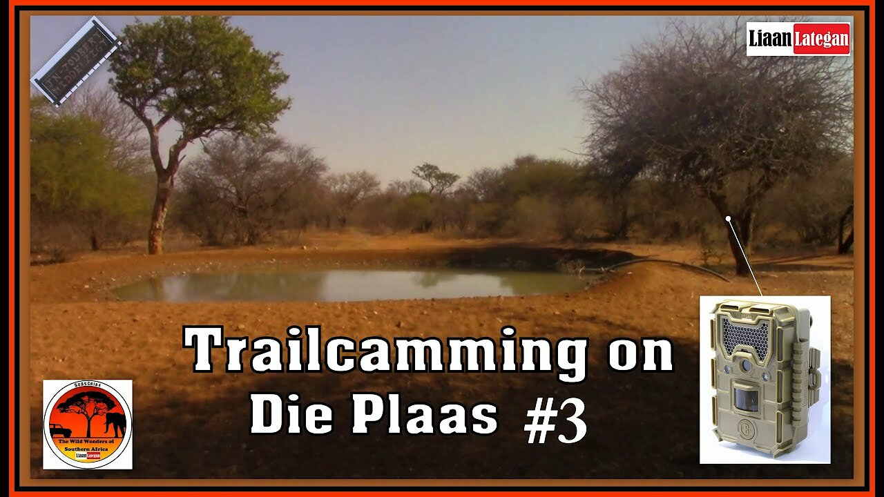 Video poster Trailcamming on Die Plaas #3 (extended & uncut footage)