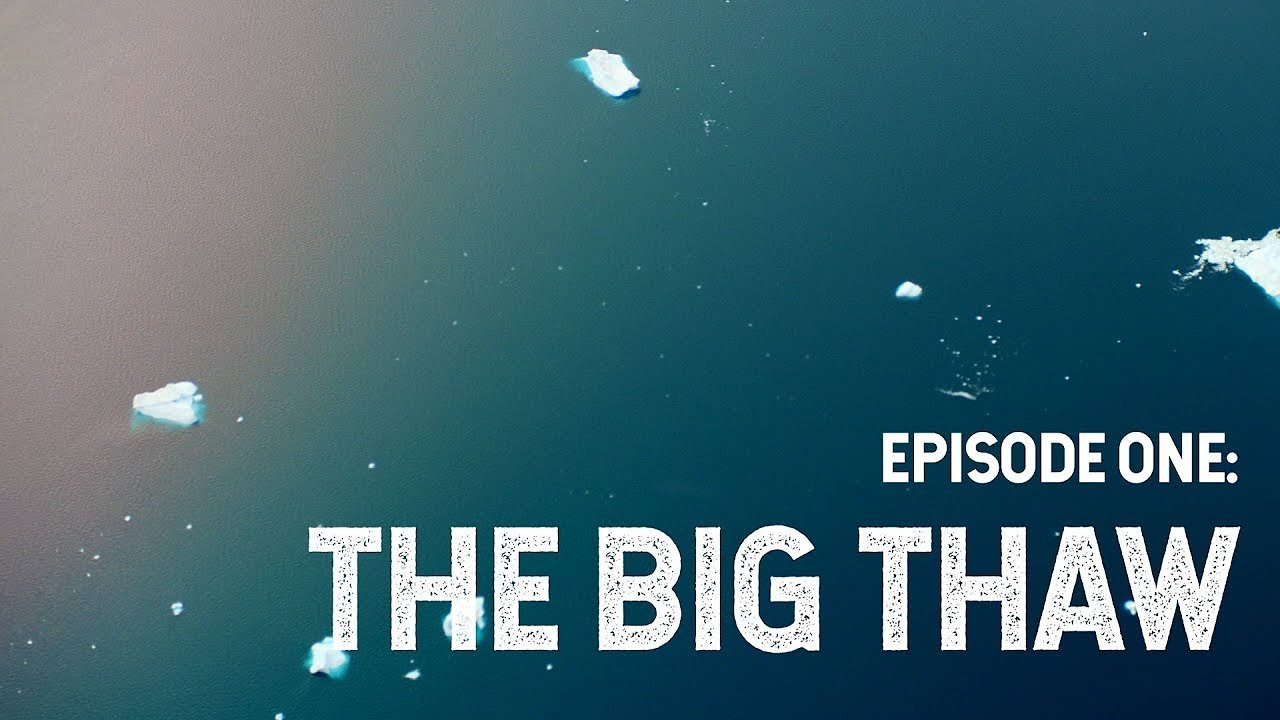 Video poster NASA Explorers: Cryosphere - The Big Thaw