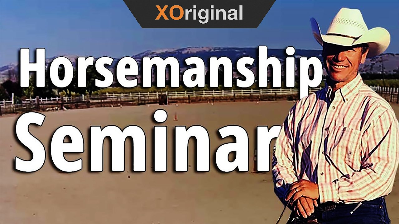 Video poster Horsemanship Seminar
