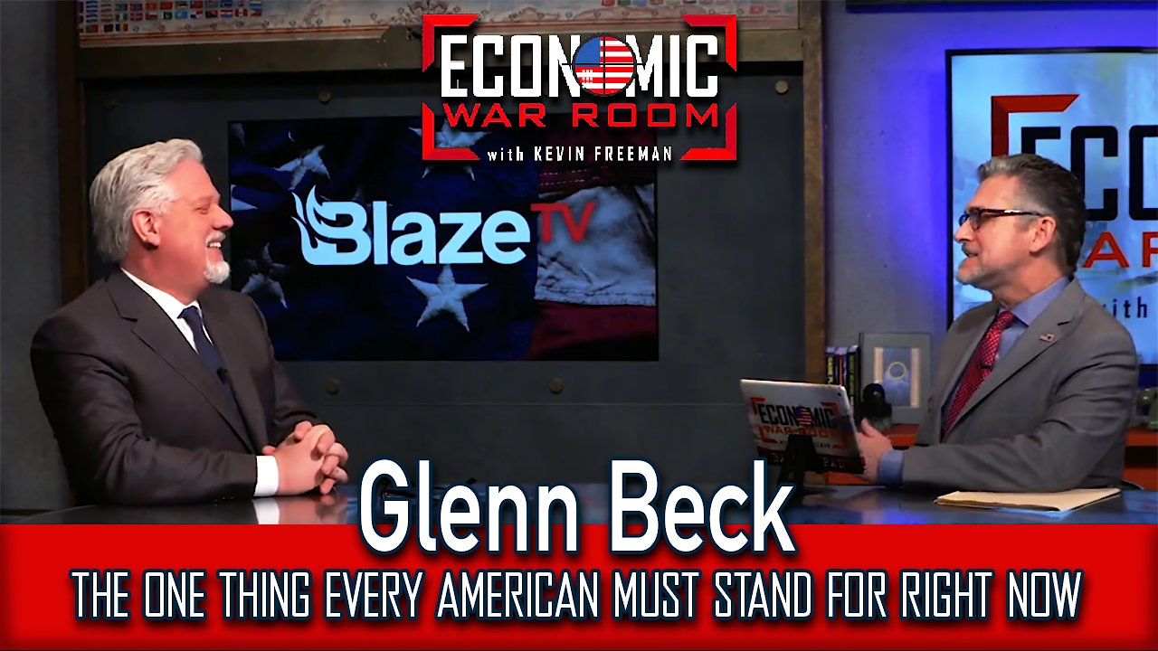 Video poster Glenn Beck: The One Thing Every American Must Stand for Right Now EP25