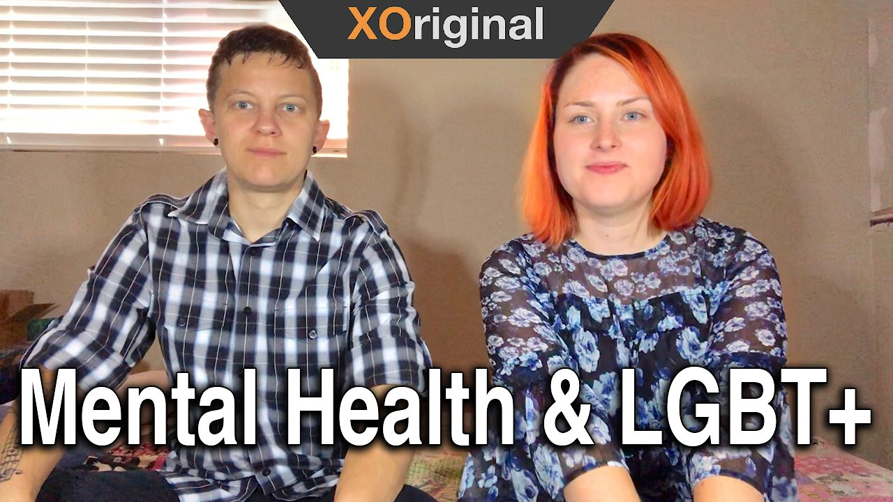 Video poster Episode 10: Mental Health and LGBT+