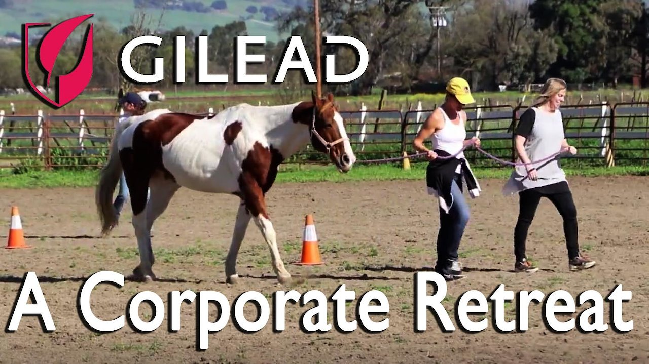 Video poster Bright Ranch Live: Gilead A Corporate Retreat