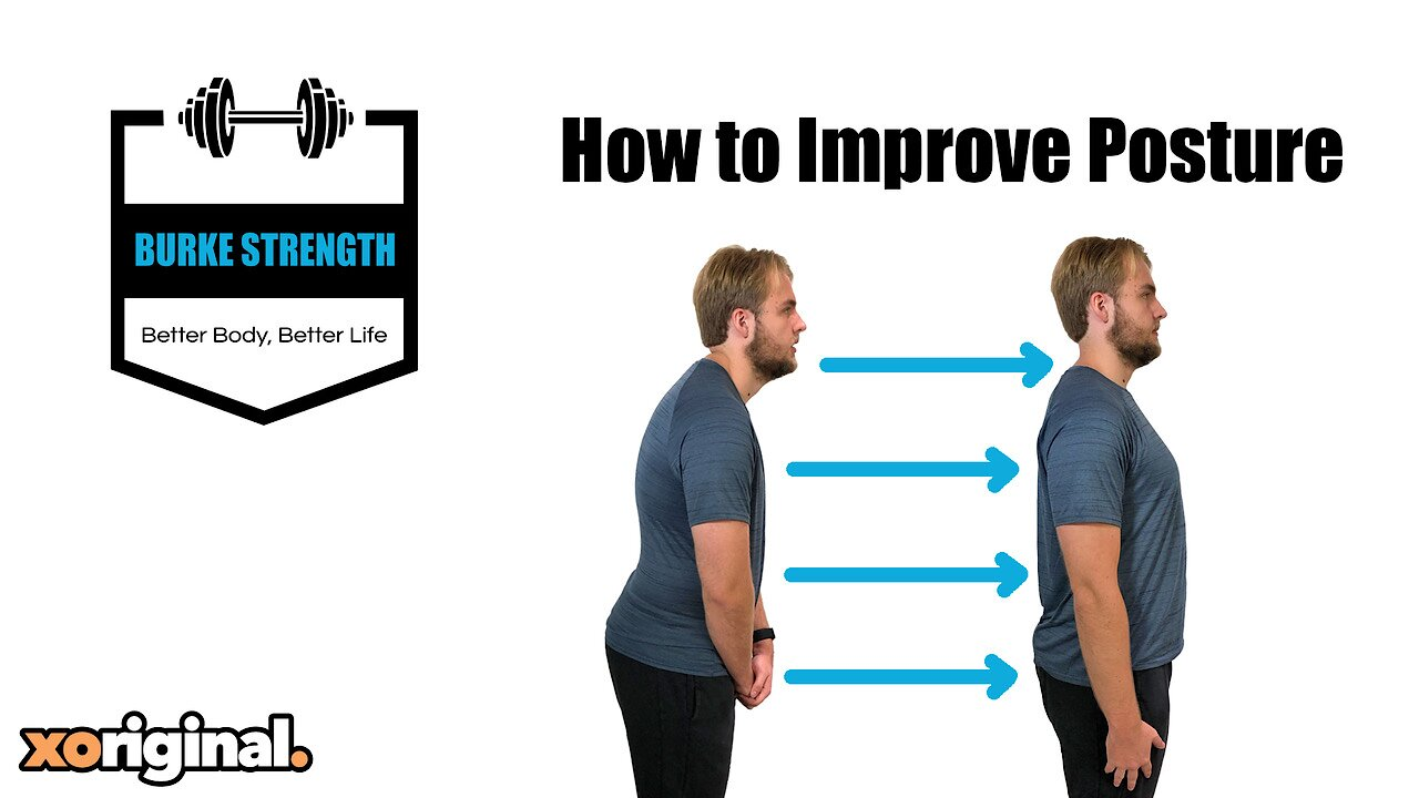 Video poster How to Improve your Posture