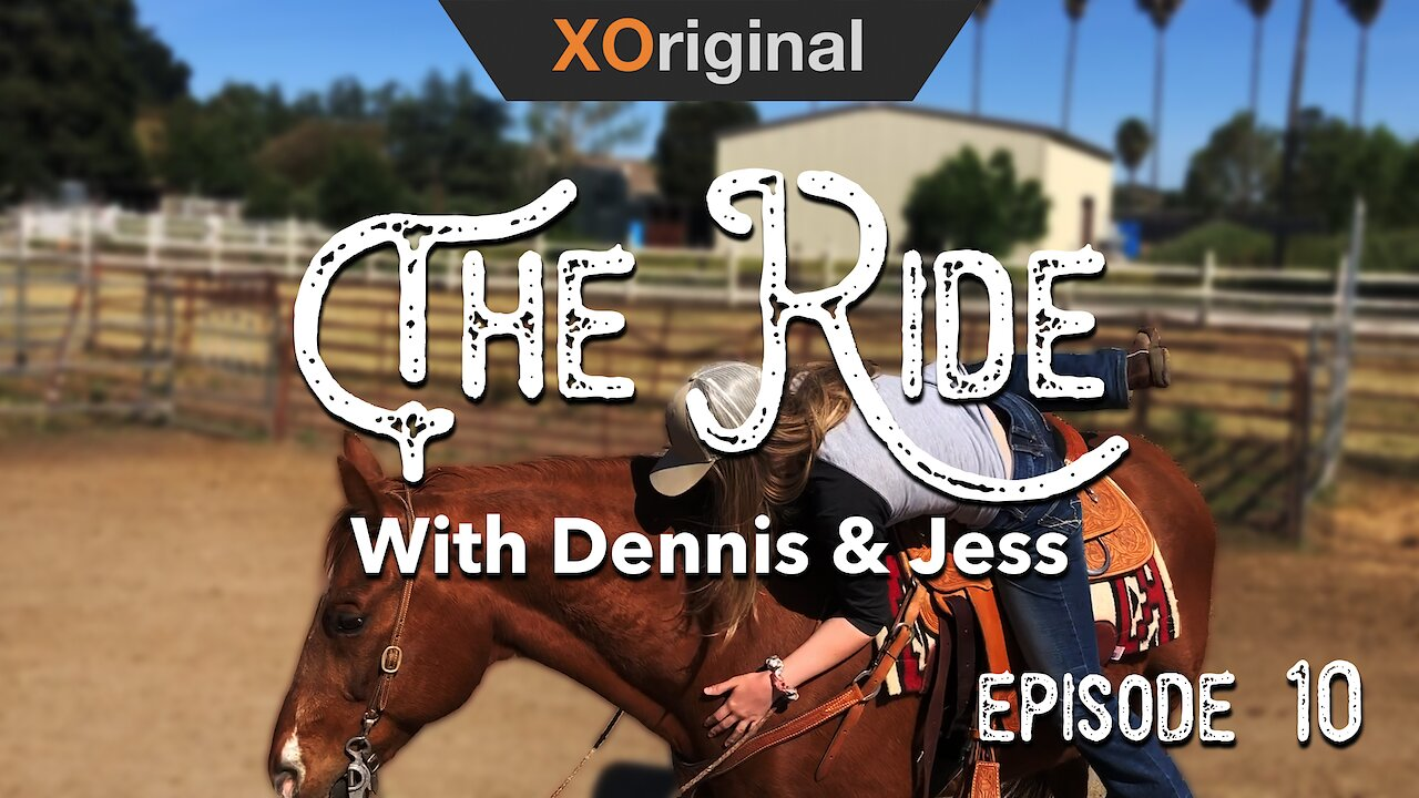 Video poster The Ride - When A Horse Lays Down On You! EP10