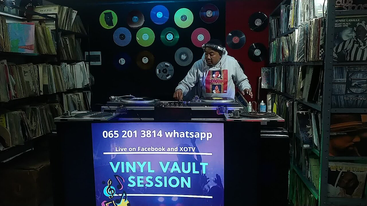 Video poster DJ ZanD Vinyls from the Vault part 3
