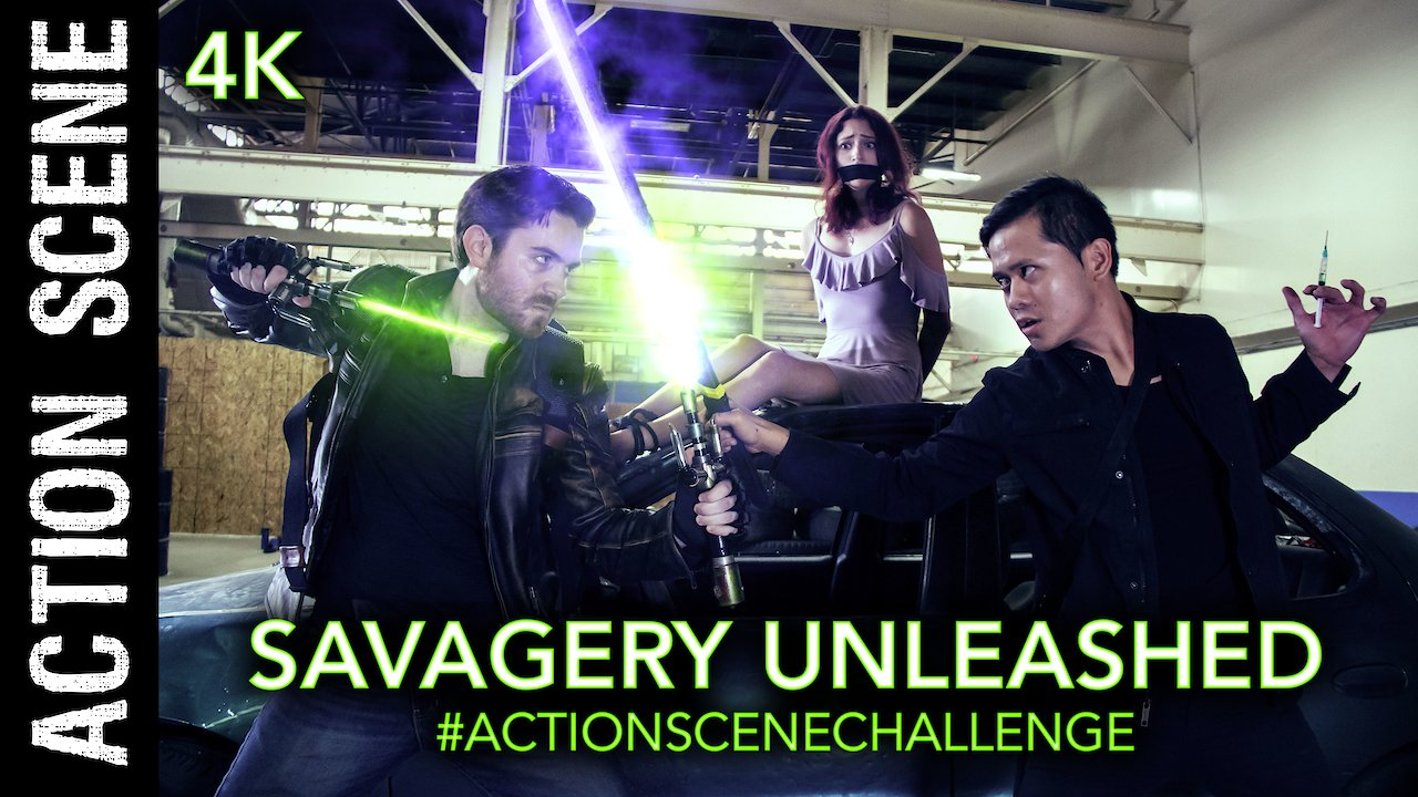 Video poster Dead Reckoning: Savagery Unleashed - #ActionSceneChallenge Entry for FilmRiot and LaCie
