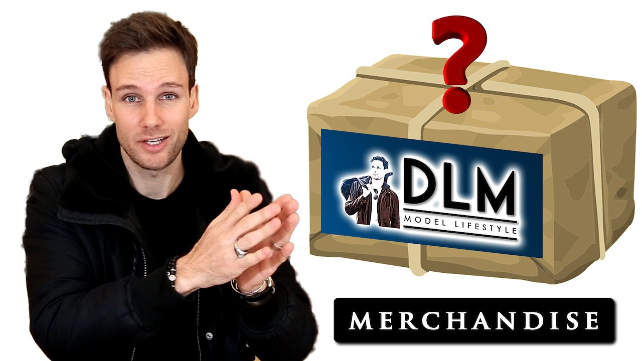 Video poster DLM LIFESTYLE MERCHANDISE | When you see it...you will know it!!