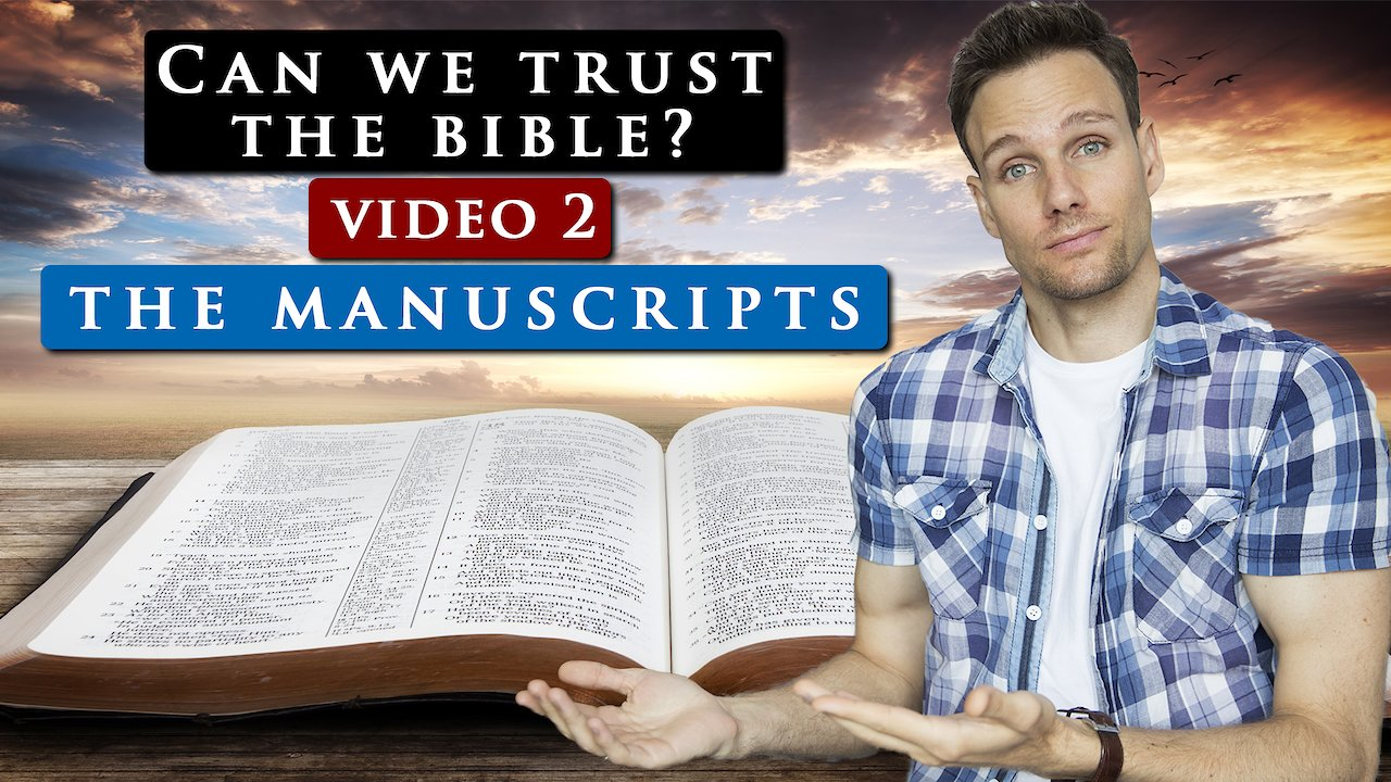 Video poster Can We Trust The Bible?