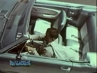 Video poster Ford Mustang 1966 car commercial, 1960s TV ad