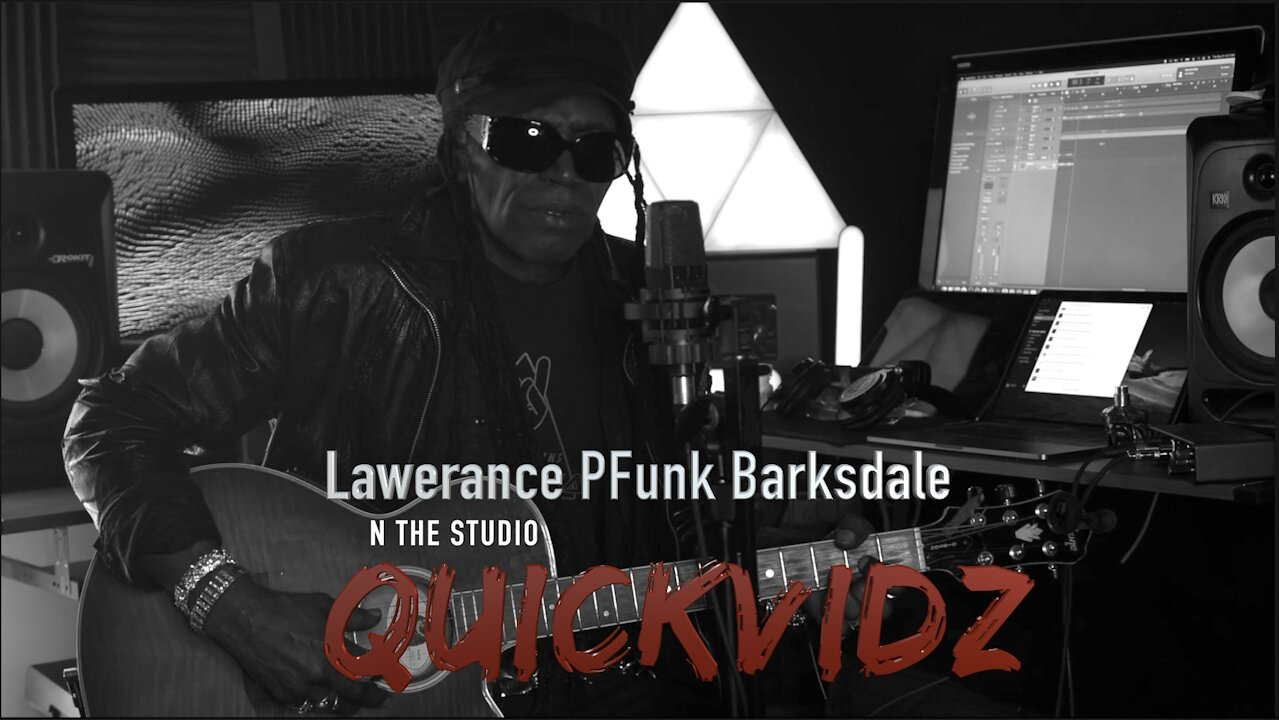 Video poster Lawerance Barksdale sings America on QuickVidz