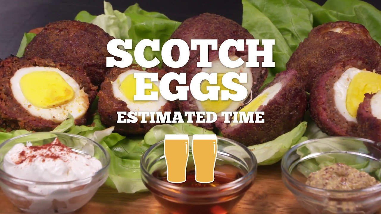 Video poster Smoked Scotch Eggs - Episode 25