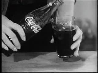 Video poster 1961 Classic Television Commercial: Coca-Cola (with Nelsons)