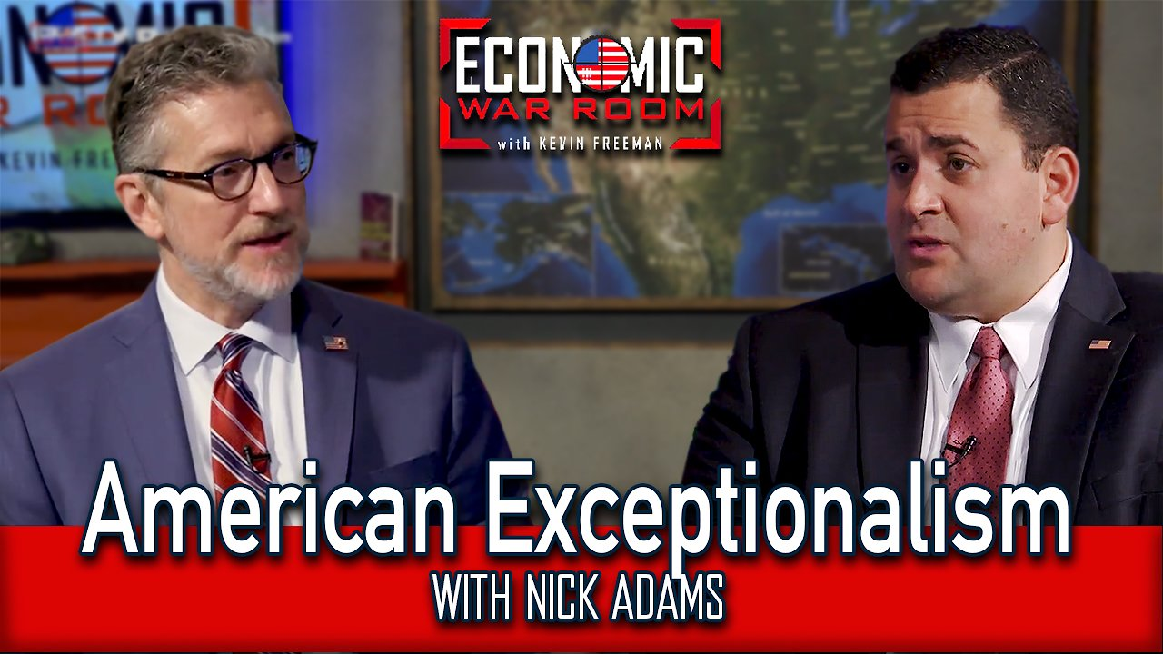 Video poster American Exceptionalism: What We Are Taking for Granted EP 36