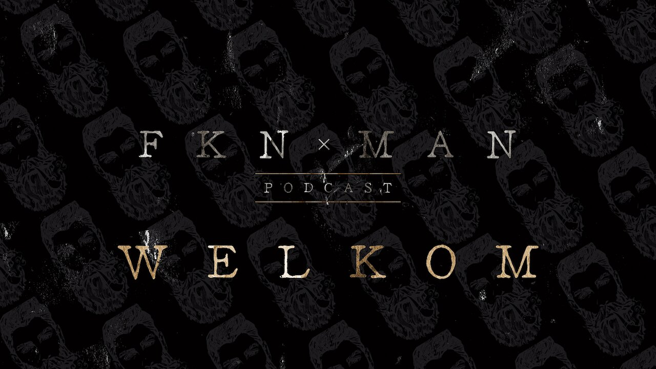 Video poster Welkom by FKNxMAN