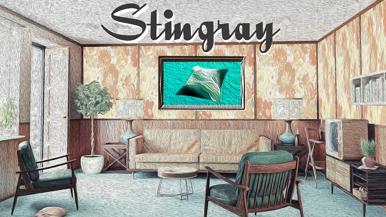 Video poster AP Tobler - Stingray (Lyric Video)