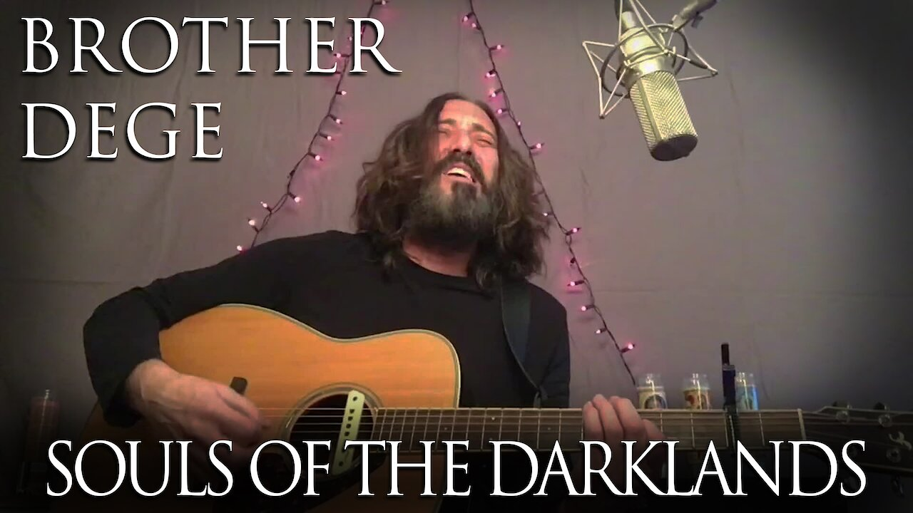 "Video poster Brother Dege ""Souls of the Darklands"" (LIVE) 