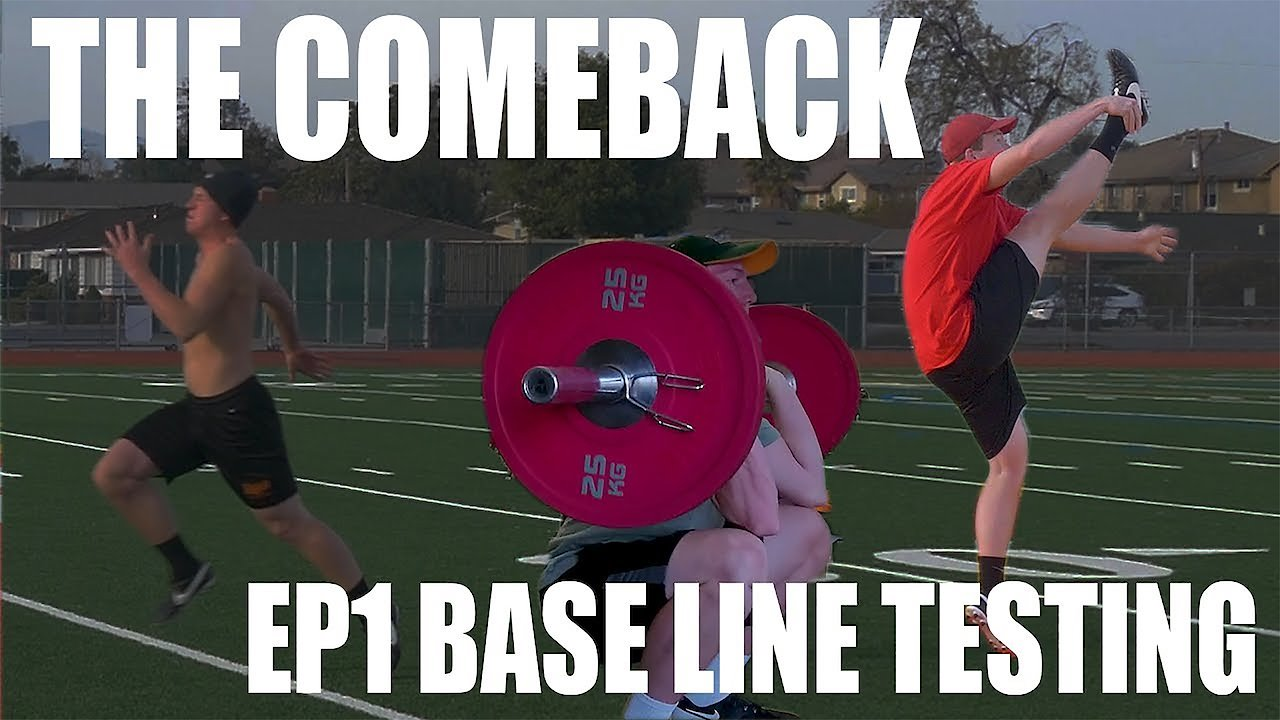 "Video poster ""Base Line Testing Day"" The Comeback Ep1"