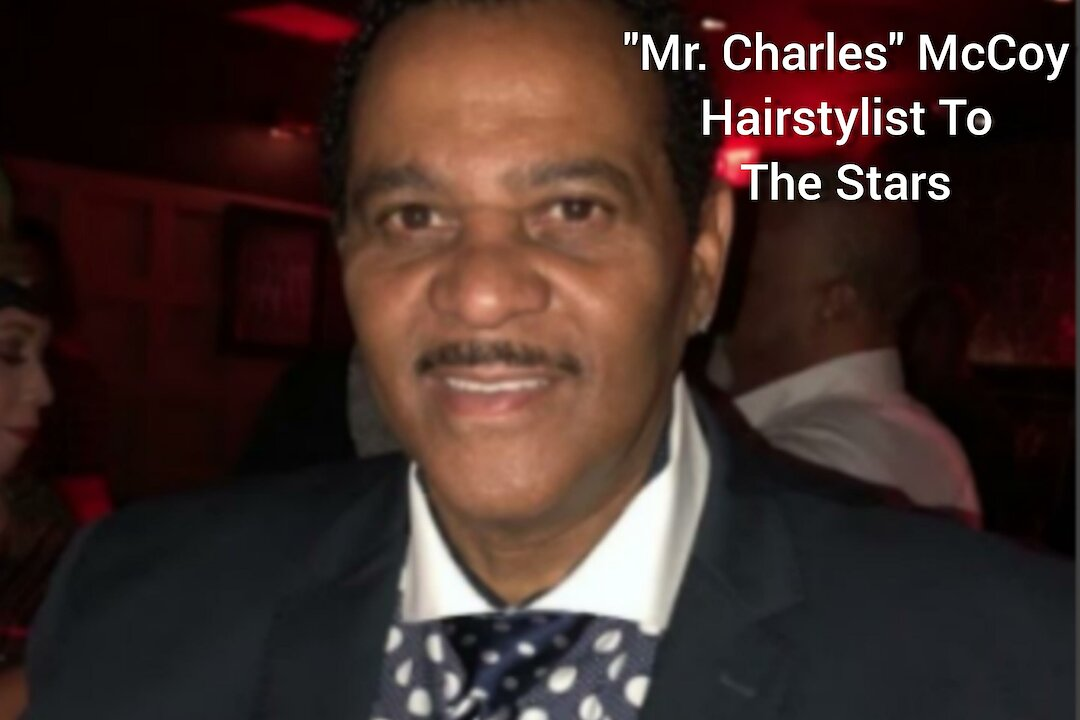 "Video poster THE VICTOR BROOKS SHOW / ""Mr/ Charles"" MC Coy"