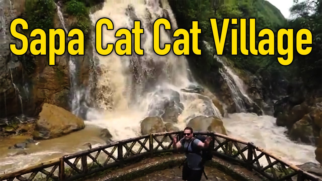 Video poster Sapa Cat Cat Village Exploration | Getting Lifted On A Scooter | Episode 4