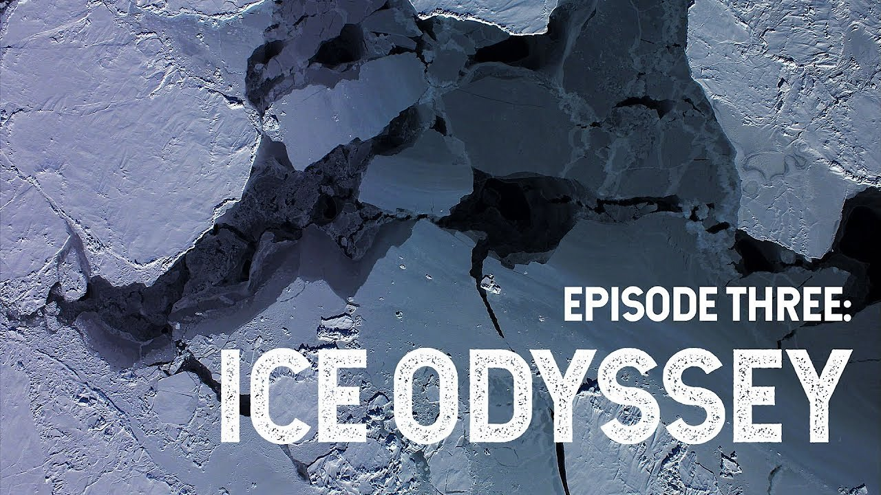 Video poster NASA Explorers: Ice Odyssey