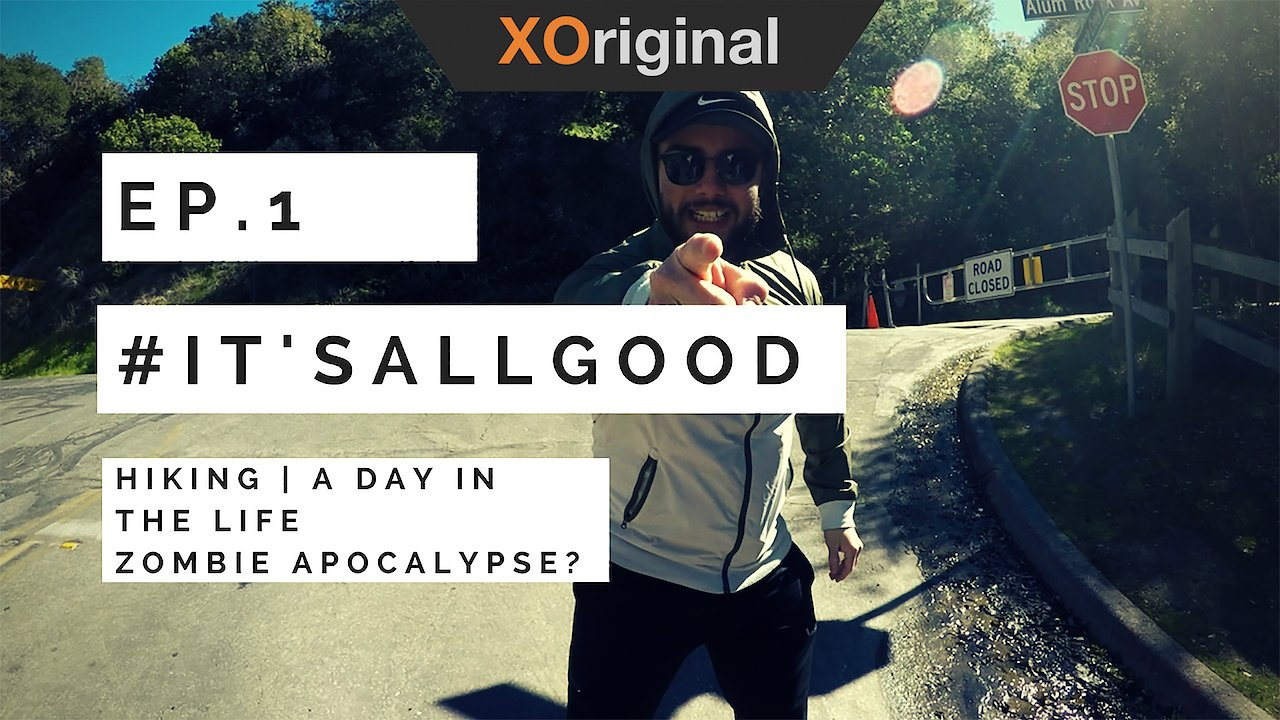 Video poster #IT'SALLGOOD EP.1  | Zombie Apocalypse | A Day in the Life | New Series