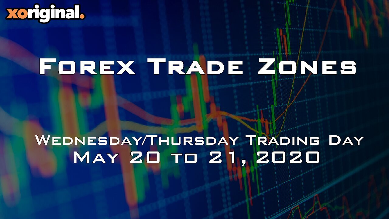 Video poster Forex Trade Zones for May 20 to 21,  2020