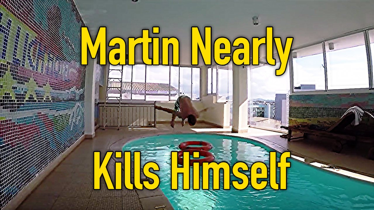 Video poster Martin Nearly Kills Himself | Hue | Episode 9