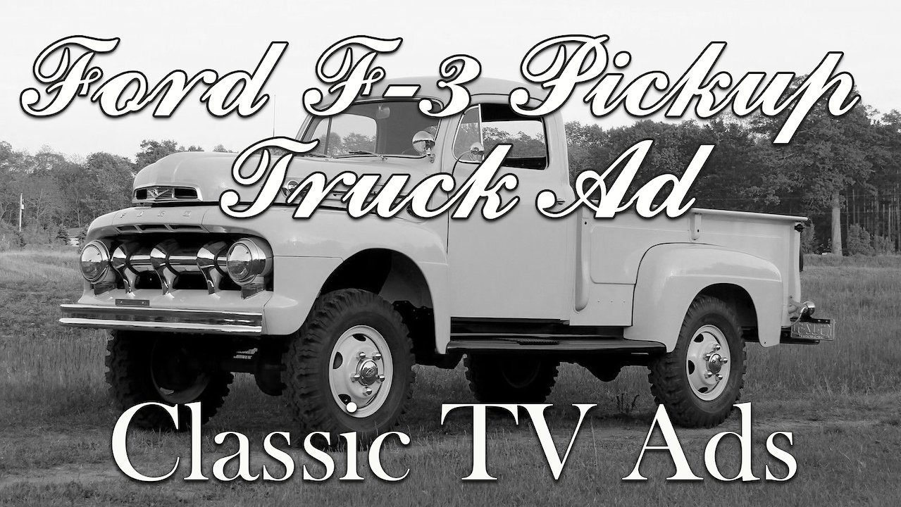 Video poster Ford Pickup
