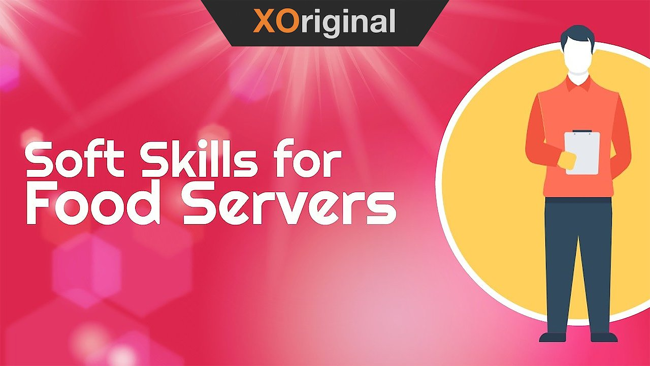Video poster Swerver | Soft Skills for Food Servers