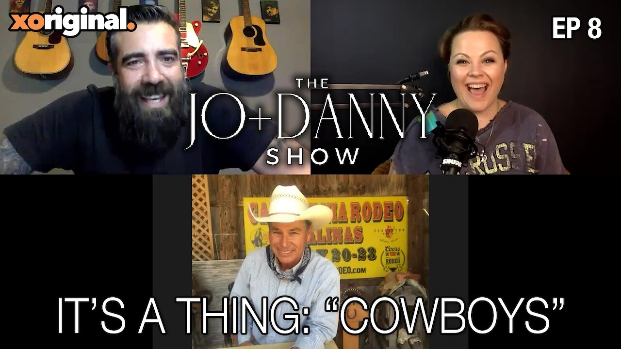 "Video poster Jo + Danny Show: It's a Thing ""Cowboys"""