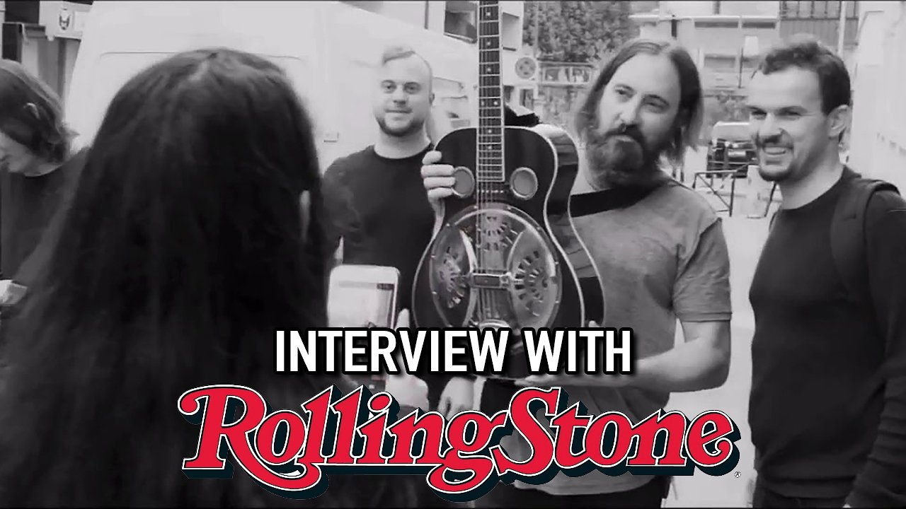 Video poster Rolling Stone | Brother Dege Interview