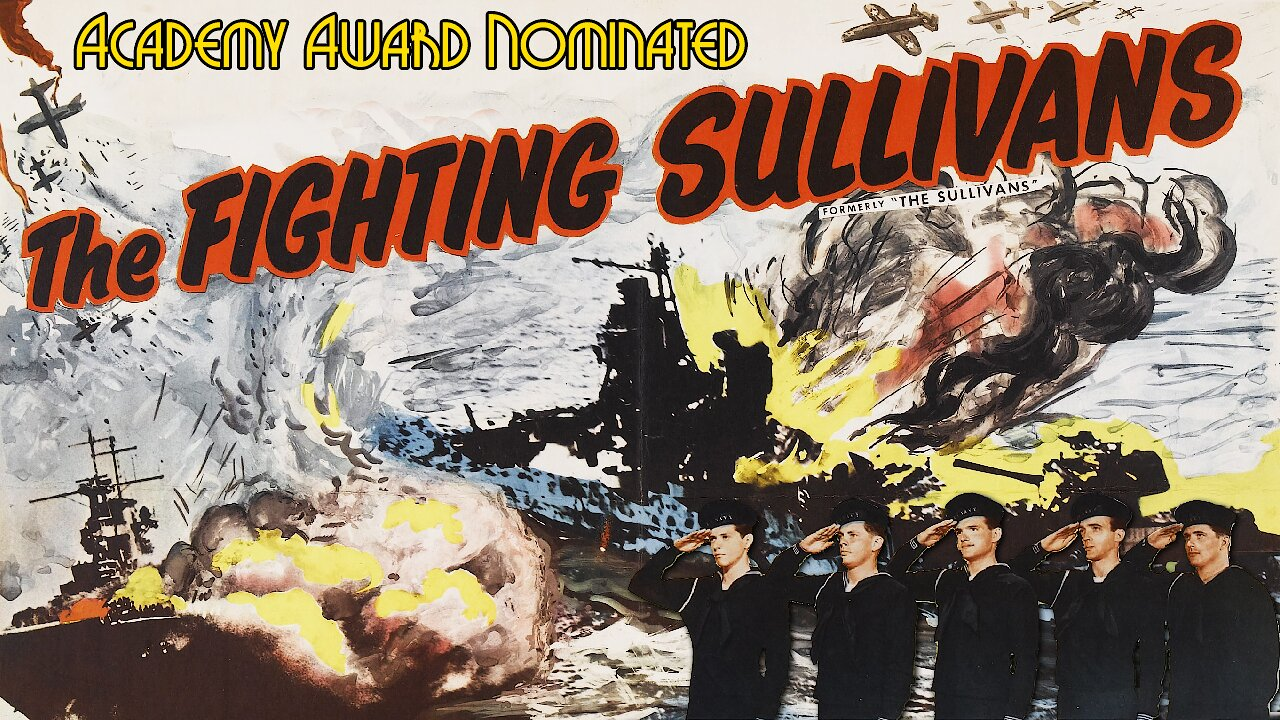 Video poster The Fighting Sullivans (1944)
