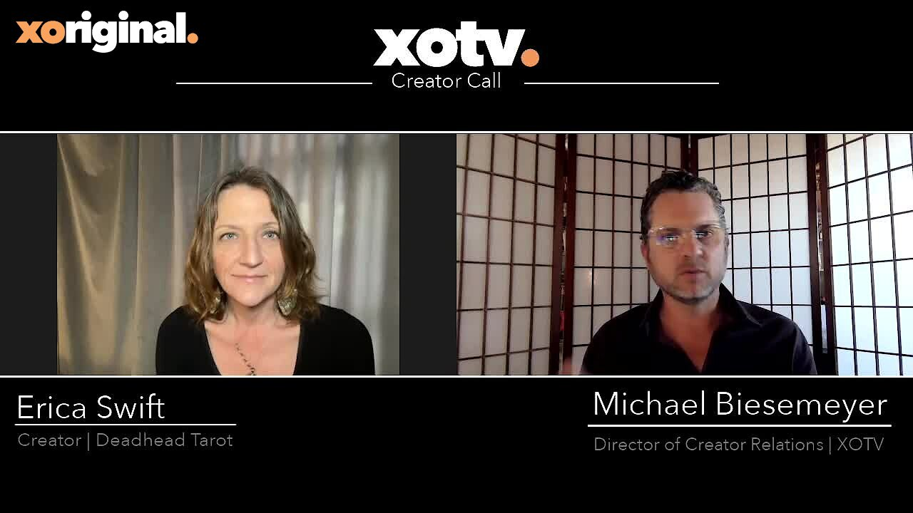 Video poster Creator Call | What's It Like To Be A New Creator On XOTV?
