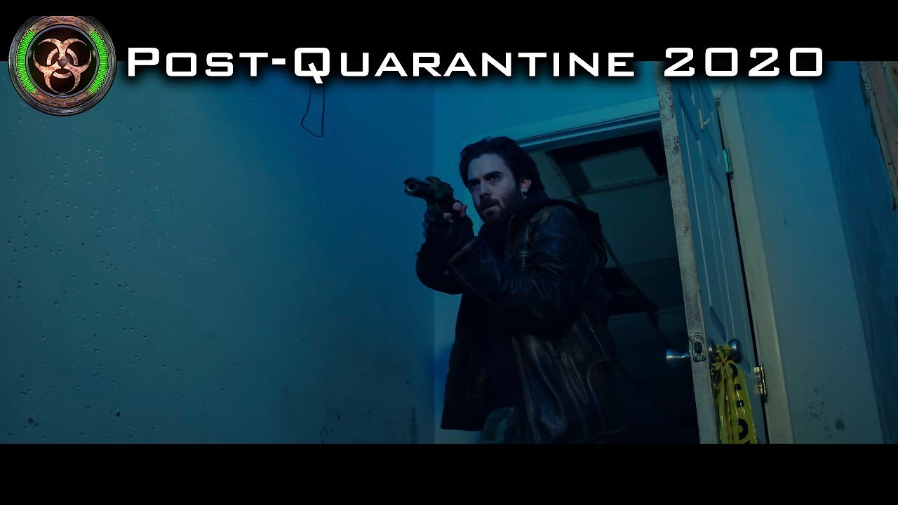 Video poster Post Quarantine 2020 - BMPCC 4K short film