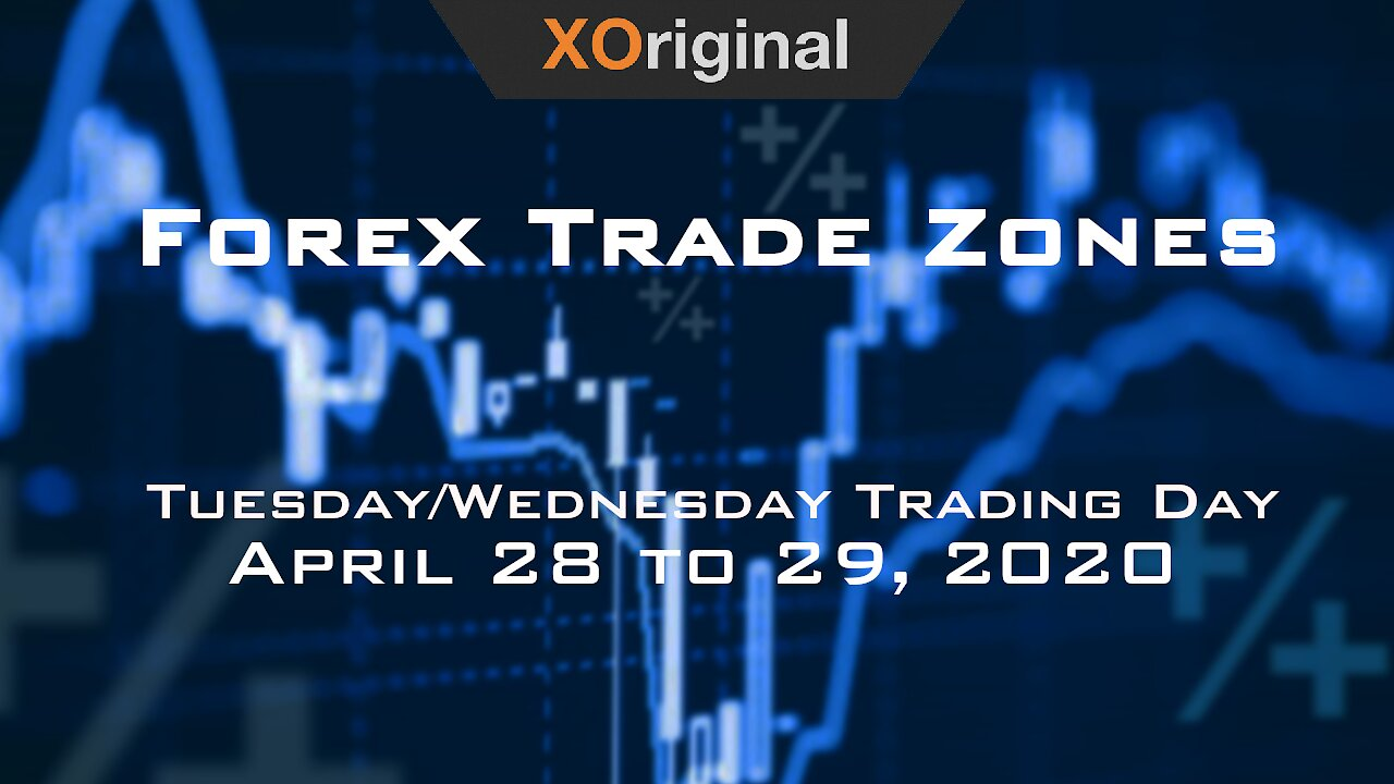 Video poster Forex Trade Zones for April 28 to 29,  2020