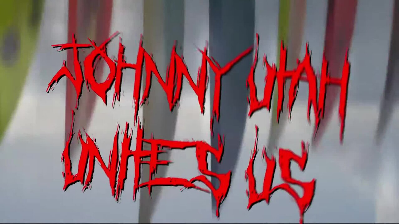 Video poster The (John) Candy - Johnny Utah (Official Lyric Video) - Our first official lyric video!