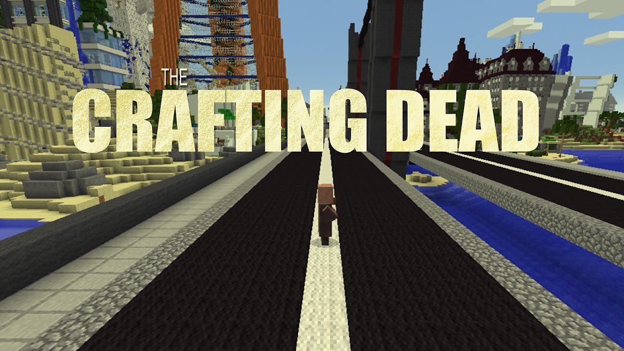 Video poster Let's Play Minecraft Episode 13 The Crafting Dead