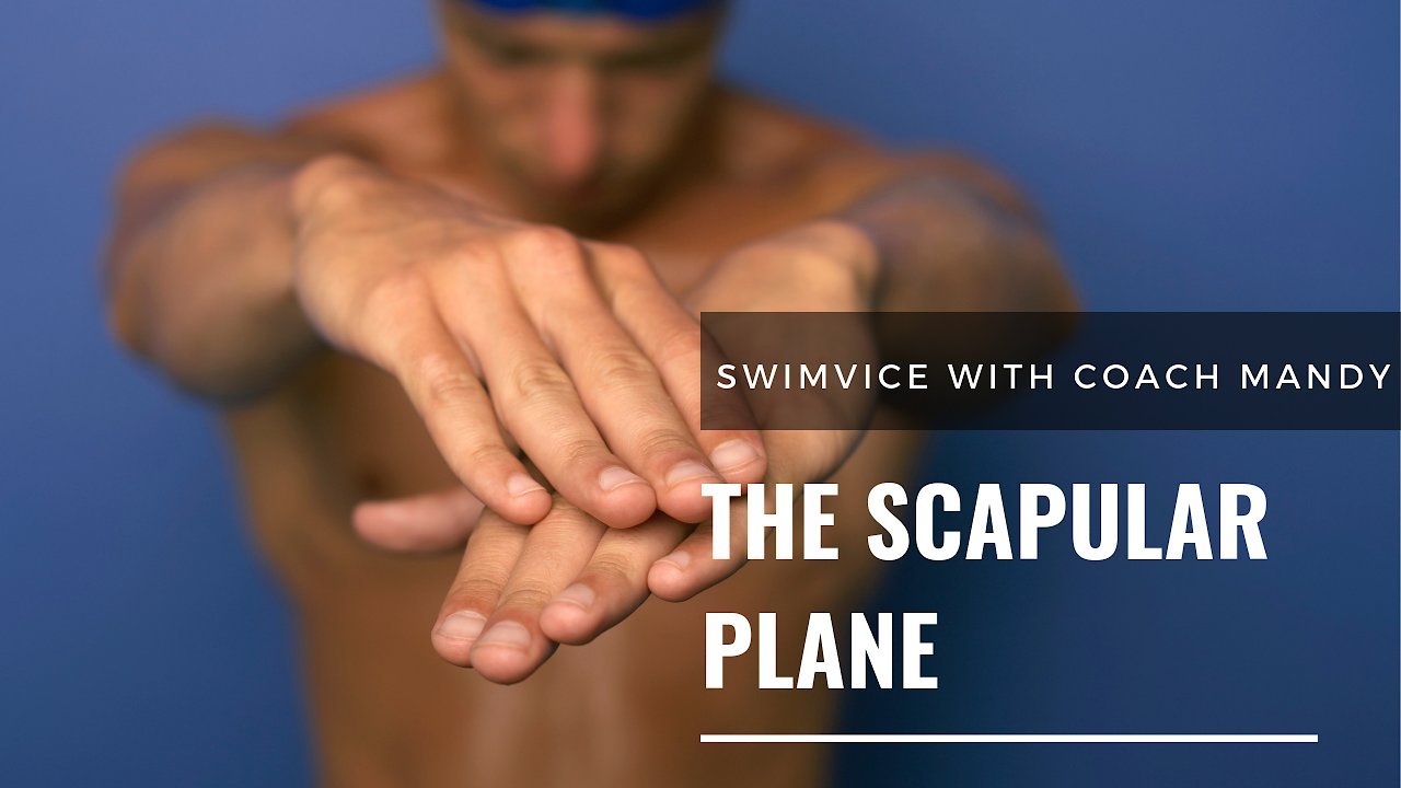Video poster Swimming - Freestyle - The Scapular Plane and How to Move Your Shoulder Properly to Prevent Injury